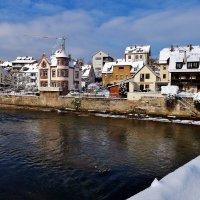 В городе  моём, зима  ! :: backareva.irina Бакарева