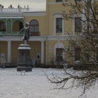 Павловск. Зима 2021 :: ii_ik Иванов