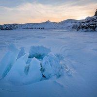Узоры Охотского моря :: Артём Удодов