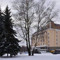 Гостиница в старом городе :: Gera
