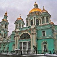 Богоявленский собор в Елохове :: Ольга Довженко