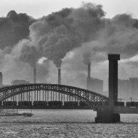 Индустриальный пейзаж. :: vlad. alferow