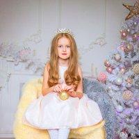 Снежная принцесса :: Татьяна Диораки