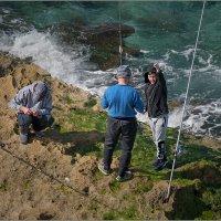 Рыбаки и море :: Lmark