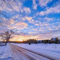 Холодный февраль :: Лара Симонова