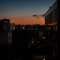 Из нашего окна :: Максим Максимов