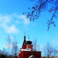 Церковь Рождества Богородицы :: Игорь Чуев