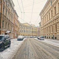 По пути к Гороховой :: Тата Казакова