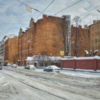 Где то на Петроградской стороне :: Алексей Корнеев