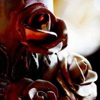 Лепнина бока фарфоровой вазы  зала... :: Евгений