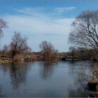 Весна на реке :: Влад Чуев
