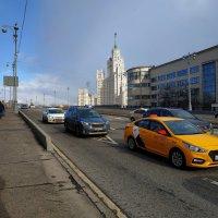 Моя Москва (городской пейзаж) :: Андрей Лукьянов