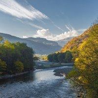Река Малая Лаба... :: Аnatoly Gaponenko