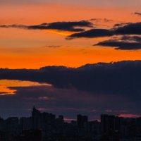 Мартовский закат :: Олег