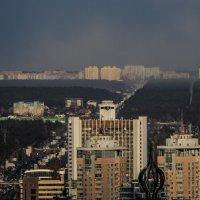 Бровары видны как на ладони :: Олег