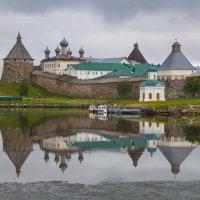 Соловецкий монастырь :: Галина Новинская