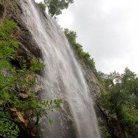 "Водопад,горы,лес,скала. :: ""Наиль Батталов"