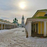 Кострома :: краснов юрий