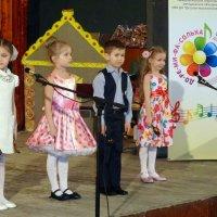На конкурсе. :: Елизавета Успенская