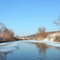 Река Осётр :: Agapa ***