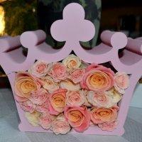 для принцесс :: Таня Фиалка