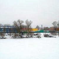 На том берегу :: Игорь Чуев