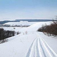 Рано пока нам в конце марта лыжи зачехлять! :-) :: Андрей Заломленков