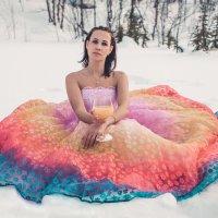 Невеста и букет :: Надежда Гончарук