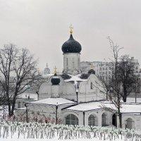 Церковь зачатия св. Анны :: Мария - Maria