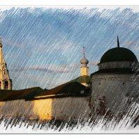 Стены древнего Кремля.. :: Tatiana Markova