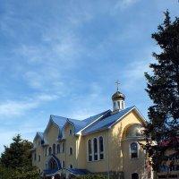 Церковь Троицы Живоначальной :: Николай