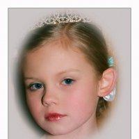 Принцессин портрет. :: Константин Нусенко