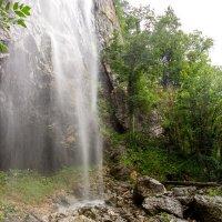 """Водопад,в горной местности.. :: """"Наиль Батталов"""