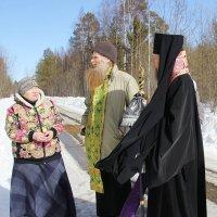 Беседа на дороге... :: Александр Широнин