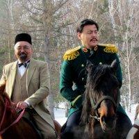 Актёры в образе национальных героев :: Владимир
