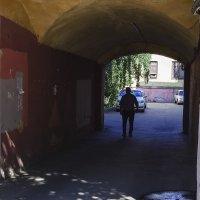 Старые арки :: Валентин Амфитеатров