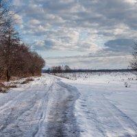 Путь :: Сергей Михайлович