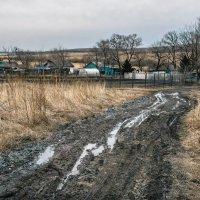 В деревне ... :: Евгений Хвальчев