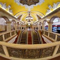 Комсомольский дворец :: Юрий Кольцов