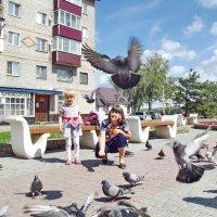 В полёте... :: Светлана Рябова-Шатунова