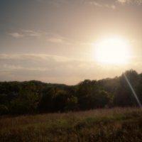 Вечернее солнце :: Андрий Майковский