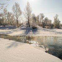 Не очень холодный февраль... :: Вадим Басов