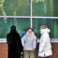 Три девицы под окном :: Tanja Gerster
