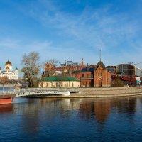 Прогулки по Москве :: Grey Bishop