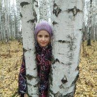 В осеннем лесу :: Борис