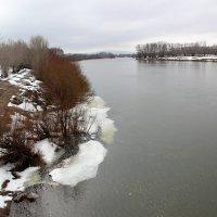 На реке. :: Венера Чуйкова