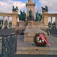 Площадь Героев в Будапеште. :: Светлана Хращевская