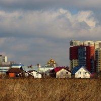 Вид на город :: Андрей Снегерёв