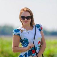 Портрет девушки :: Анатолий Клепешнёв