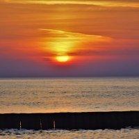 Балтийские закаты :: Марина